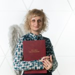 Karolina Bujak - spec. ds. pracy artystycznej  i administracyjnej