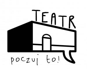TEATR. Poczuj to!_logo