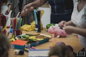 KROK 1 - warsztaty z tworzenia lalek-zwierzątek