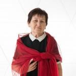 Krystyna Bromirska - szatniarka